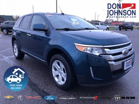 Pre-Owned 2011 Ford Edge SEL AWD SUV