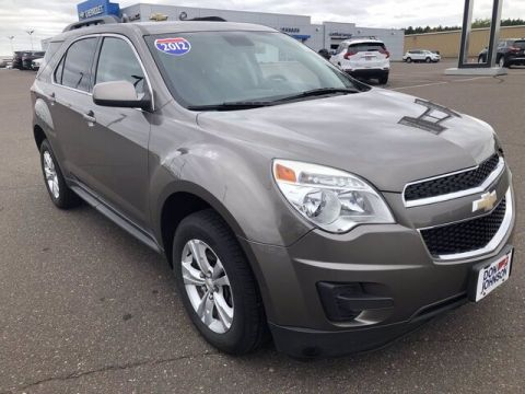 Pre-Owned 2012 Chevrolet Equinox 1LT FWD SUV