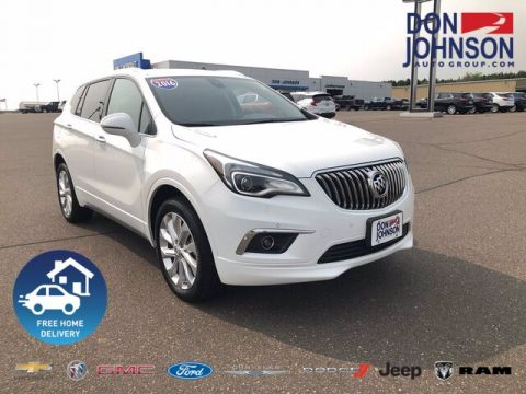 Pre-Owned 2016 Buick Envision Premium I AWD SUV